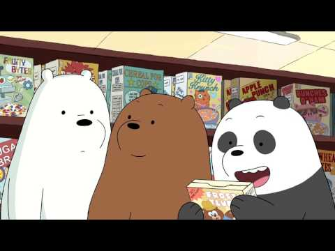Next Best Cereal Mascot | We Bare Bears | Cartoon Network