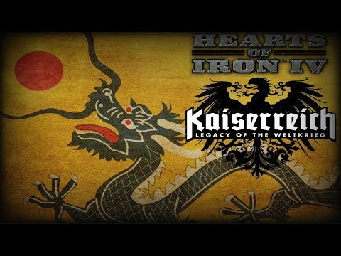 Great Qing Restored | Kaiserreich | Hearts Of Iron IV