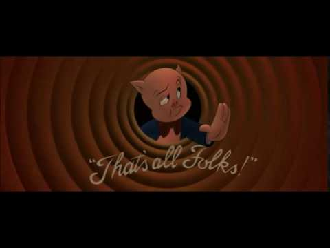 Download porky pig saying that's all folks