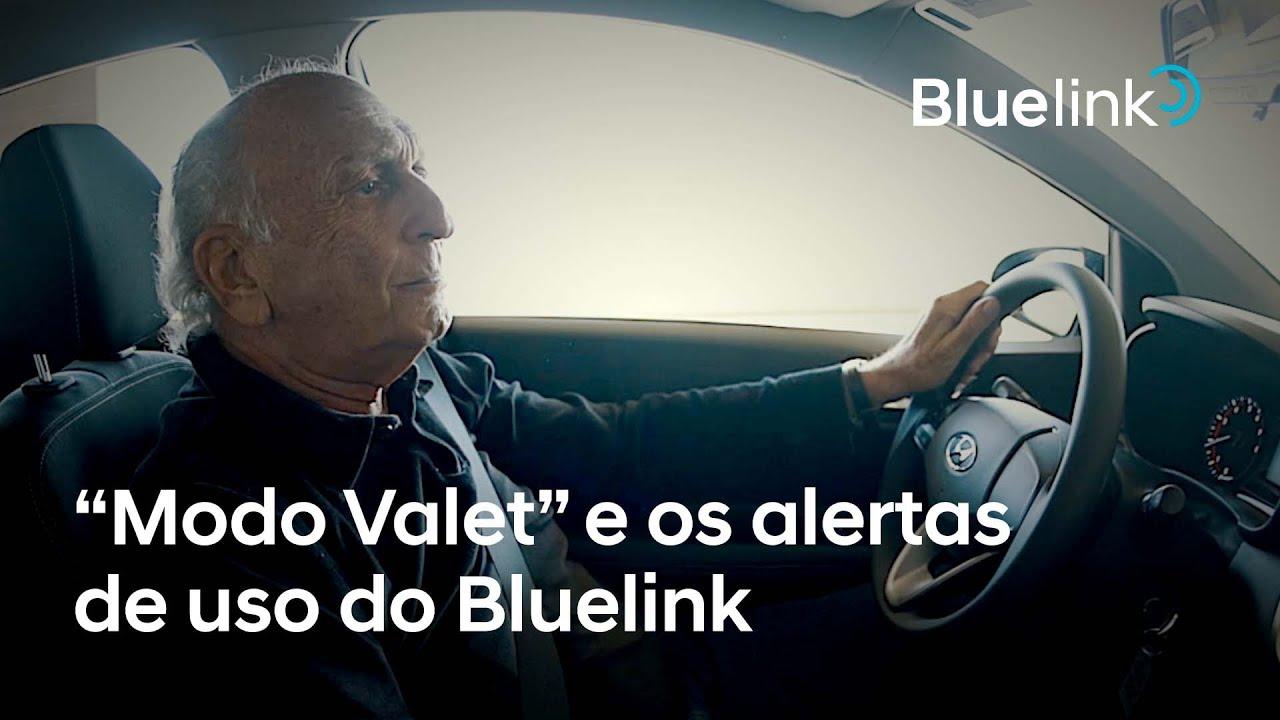 Modo Valet e os alertas de uso do Bluelink   Hyundai