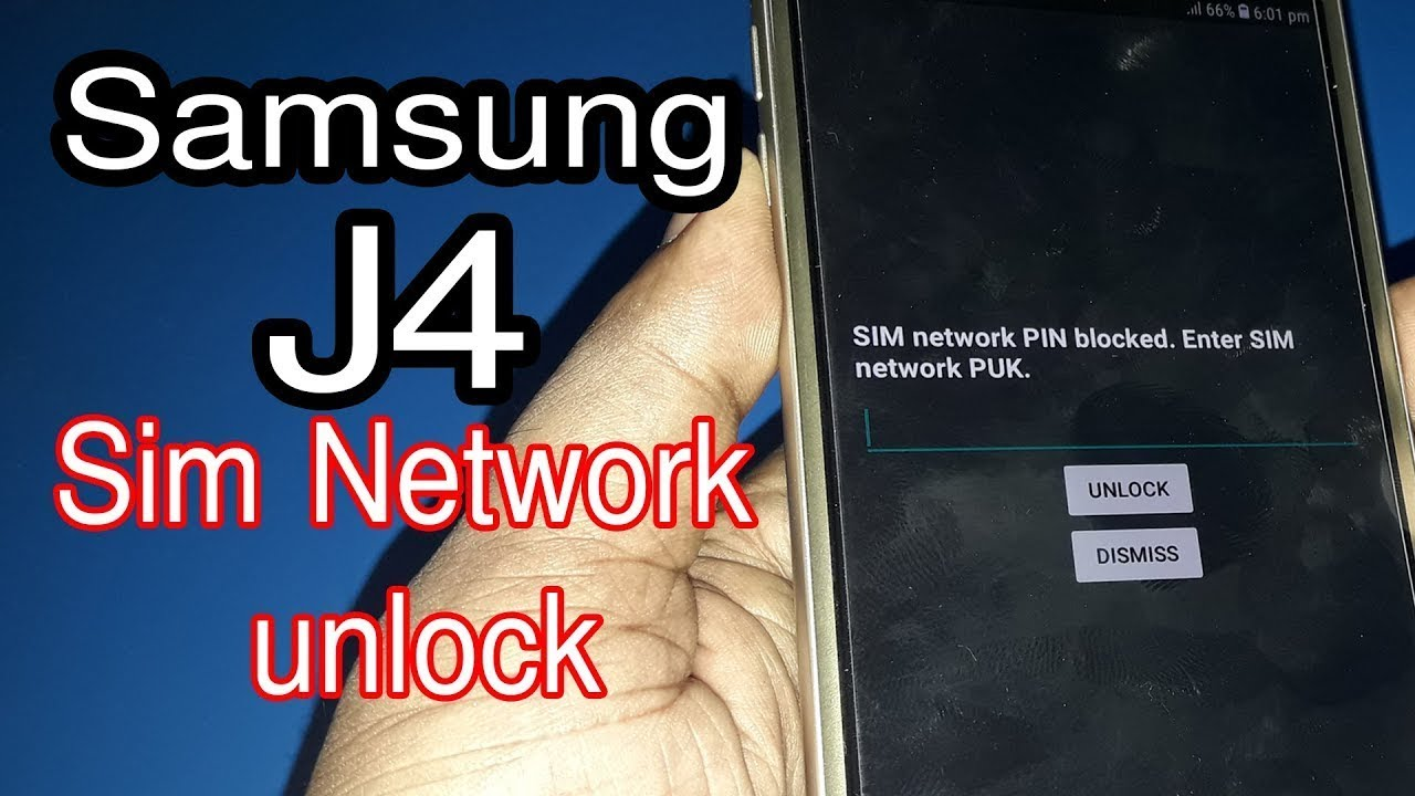 samsung j4+ j415f country unlock done 100% working without box j415f  network unlock solution