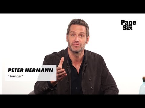 'Younger' star Peter Hermann opens up about MeToo