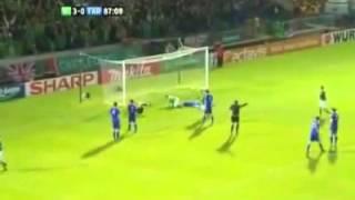 Фантастический гол ирландского футболиста Падди Маккорт