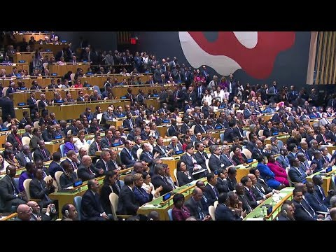 World leaders call for peacekeeping strategies at UNGA