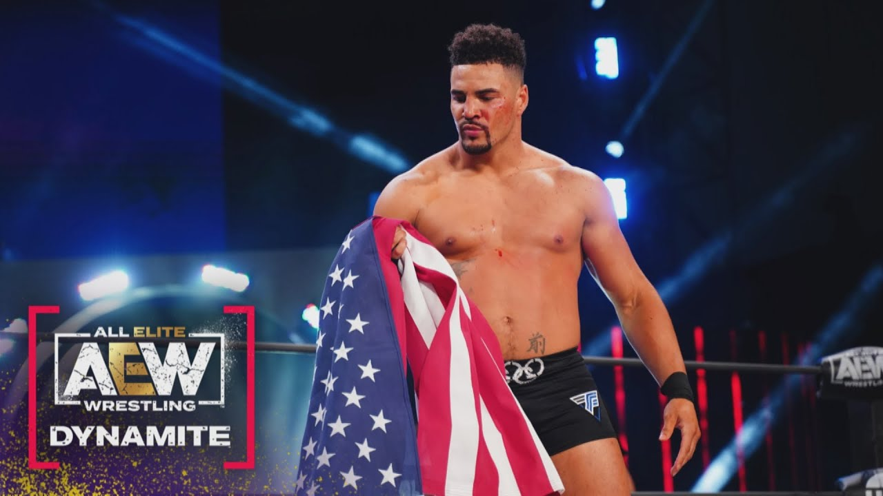 Is The Guv'nor Anthony Ogogo too Much for Everyone?  | AEW Dynamite, 5/19/21