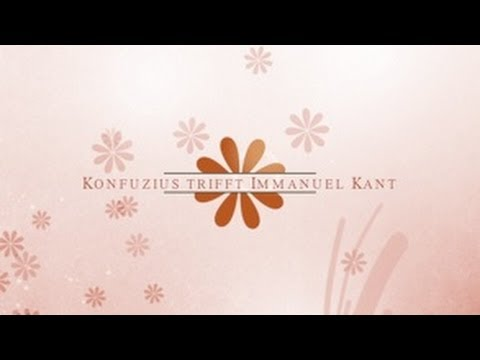 Konfuzius Trifft Immanuel Kant - Chinese Concert