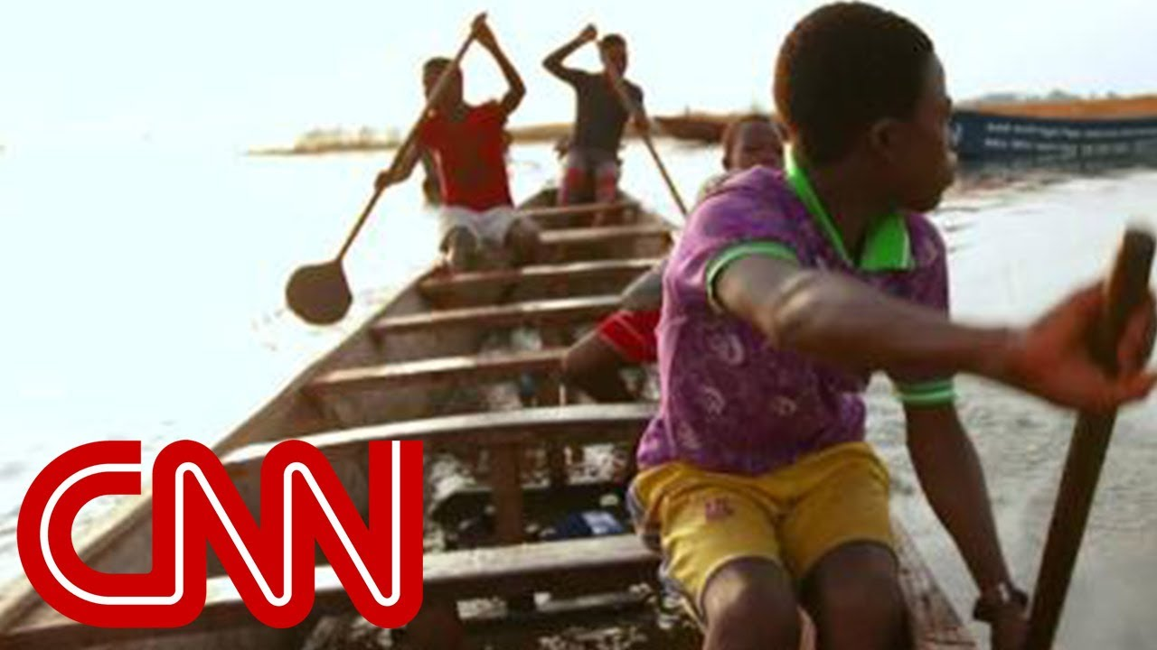 Troubled Waters: Inside the child slavery trade | CNN Freedom Project documentary