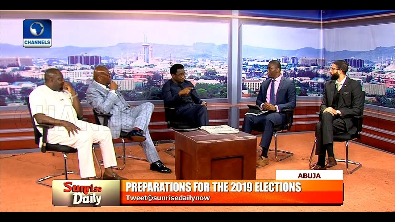 Politicians Disagree Over Use Of Security Personnel During Elections In Nigeria Pt.2 |Sunrise Daily|