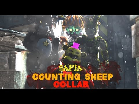 [SFM/BLENDER/] SAFIA Counting Sheep (Collab)