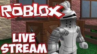 Roblox LIVE-Mystery Murder 2, Pokemon Brick bronze, e muito mais!