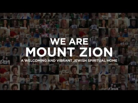 We are Mount Zion