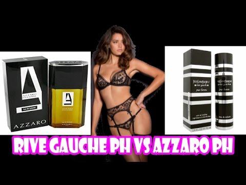 Rive Gauche Pour Homme YSL vs Azzaro Pour Homme   Fragrance Review