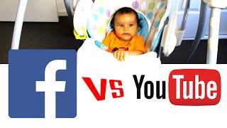YouTube vs Facebook Where should I upload my video