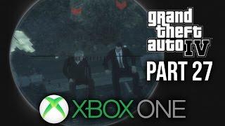 GTA 4 Xbox One Gameplay Walkthrough Part 27 - FRANCIS OR DERRICK