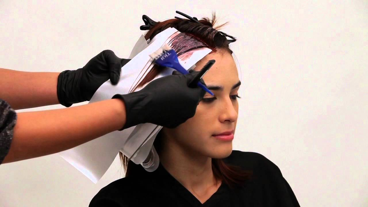 Hair Coloring Techniques Toni And Guy Freedom Collection