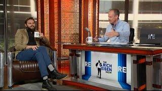 Actor & Comedian Nick Thune Talks Seattle Seahawks Football in Studio - 4/3/15
