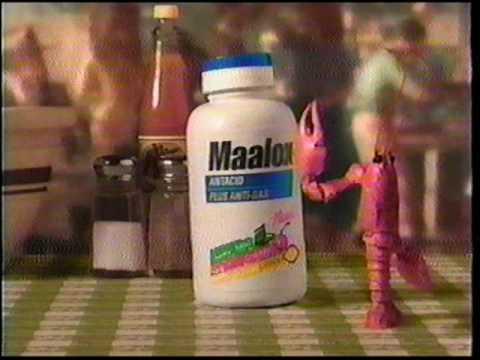 Maalox - 1994 Commercial