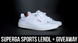 THE SNKRS - SUPERGA SPORTS LENDL REVIEW (Bhs Indonesia)