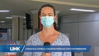 Cariacica começa a vacinar pessoas com comorbidades