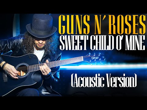MARCELO CARVALHO | GUNS N' ROSES | SWEET CHILD O' MINE | Acoustic Version
