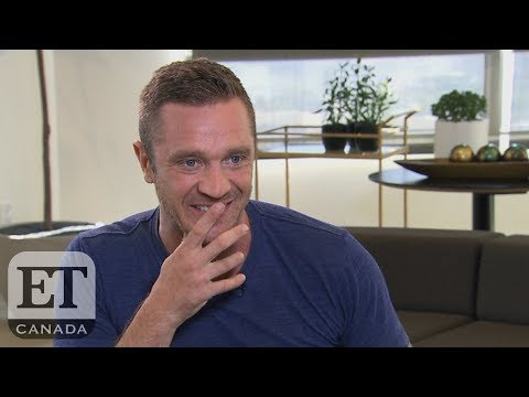 Devon Sawa Talks New TV Series 'Somewhere Between', 'Casper'
