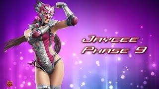 Tekken Revolution: Jaycee Phase 9