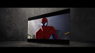 Sony - BRAVIA MASTER Series meets SPIDER-MAN: INTO THE SPIDER-VERSE