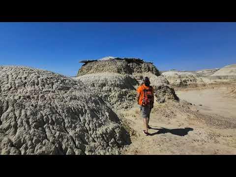 Plasma Apocalypse, Evidence of Major Cataclysm from Space, Bisti Badlands NM