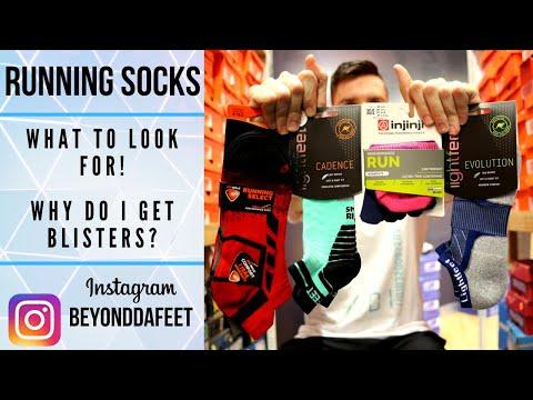 Best Running Socks | Why do I get blisters?