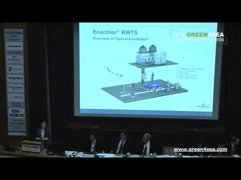 2016 GREEN4SEA Forum - Katie Weaver
