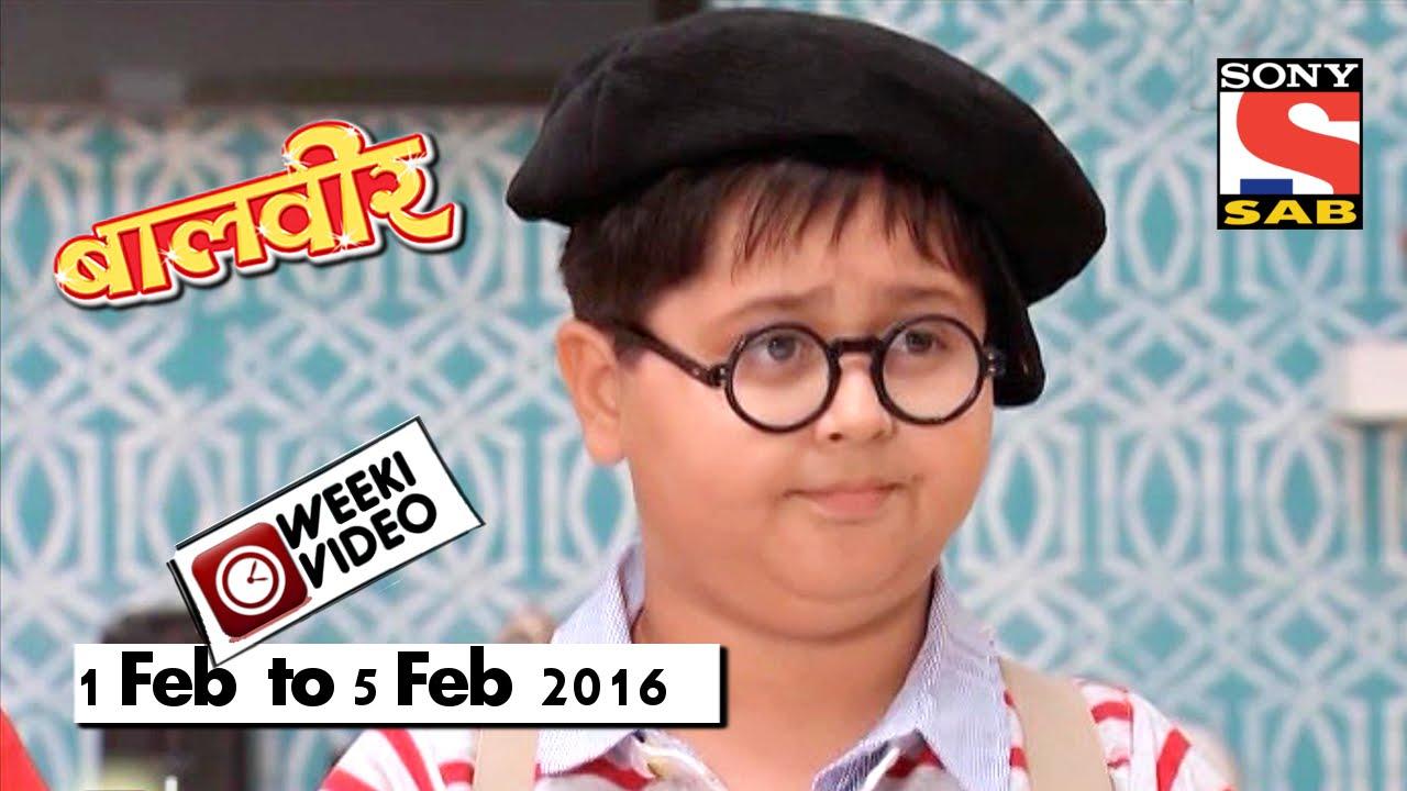 Weekivideos Baalveer 1 Feb To 5 Feb 2016 Youtube