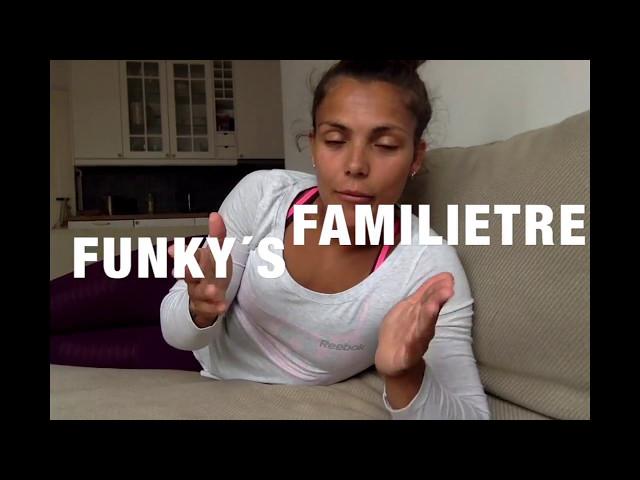 FAMILIETREET MITT | FUNKYGINE