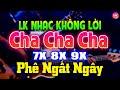 LK Cha Cha Cha Không Lời Nhạc Hoa Lời Việt 2021 | Cha Cha Cha Nhạc Trẻ Xưa 7X 8X 9X Nổi Tiếng 1Thời