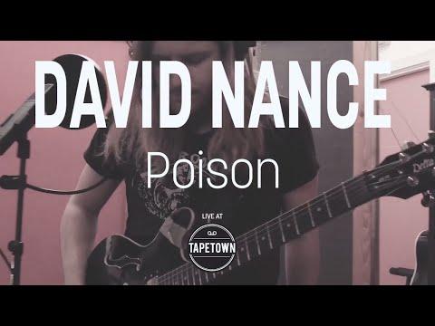 David Nance - Poison [Live at Tapetown] Mp3