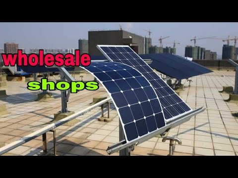 Kolkata solar shop