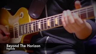 【fripSide】Beyond The Horizon Guitar Solo【弾いてみた】