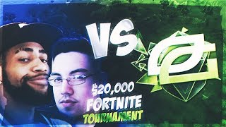 OpTic WizKay & Secret Mongraal vs TSM Daequan & CaMiLLs | $20,000 KEEMSTAR Friday Fortnite