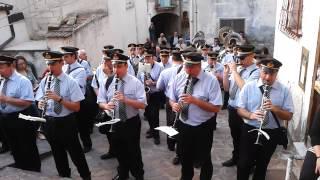 Inno a San Fabiano...Valsinni 10/05/2013...Banda Francavilla Fontana