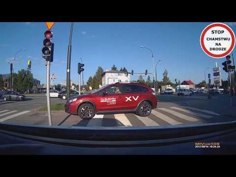 Stop Cham #85 - Niebezpieczne i chamskie sytuacje na drogach