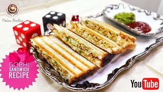 Gobi Sandwich Recipe // Breakfast Sandwich Recipe --- BY PREETI SEHDEV