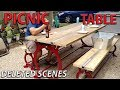 Steel Picnic table deleted build scenes AND cost $$$