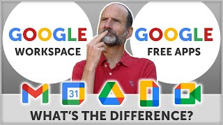 G Suite vs. Free Google Apps | What is the difference?