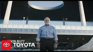 Toyota 60 Second Profile: Kevin Butt | Toyota