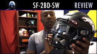 SF-2BD-SW Green Gridiron Facemask Review - Ep. 251