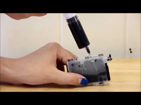 How to Refill Epson Cartridges