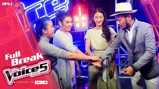 The Voice Thailand 5 - Battle Round - 18 Dec 2016 - Part 3