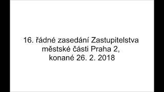 16. zasedaní ZMČ P2