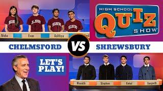 High School Quiz Show: Chelmsford vs. Shrewsbury (703)