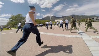 Second Year at the Air Force Academy