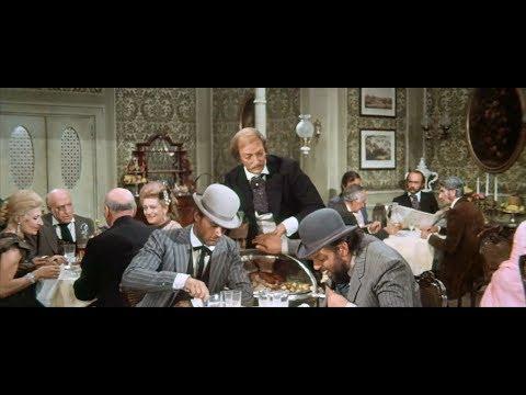 Bud Spencer E Terence Hill - Trinità - Pranzo Nel Ristorante Di Lusso